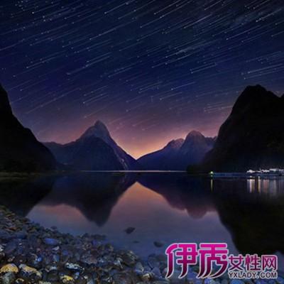 【图】巨蟹座流星雨图片欣赏揭秘12性格的流1990狮子座的星座图片