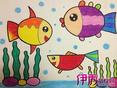 【中班幼儿绘画作品】【图】中班幼儿绘画作品展览