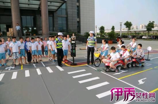 【图】幼儿园交通a交通教育教案遵守中班版本思而学教育各个教案规则图片