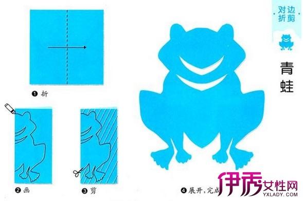 【儿童剪纸图案大全简单图解】【图】儿童剪纸图案