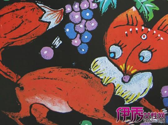 【图】儿童版画图片大全 详解儿童版画的制作过程图片