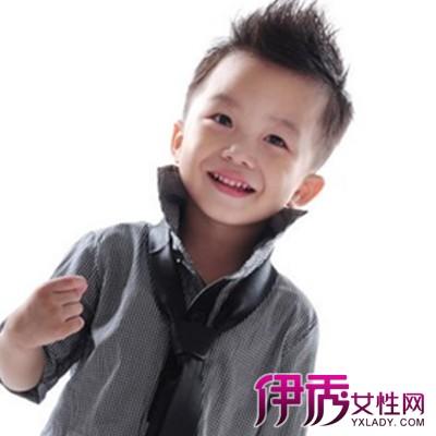 图】二岁男动画发型图片展示打造帅气萌人物_宝宝宝宝男孩齐刘海图片